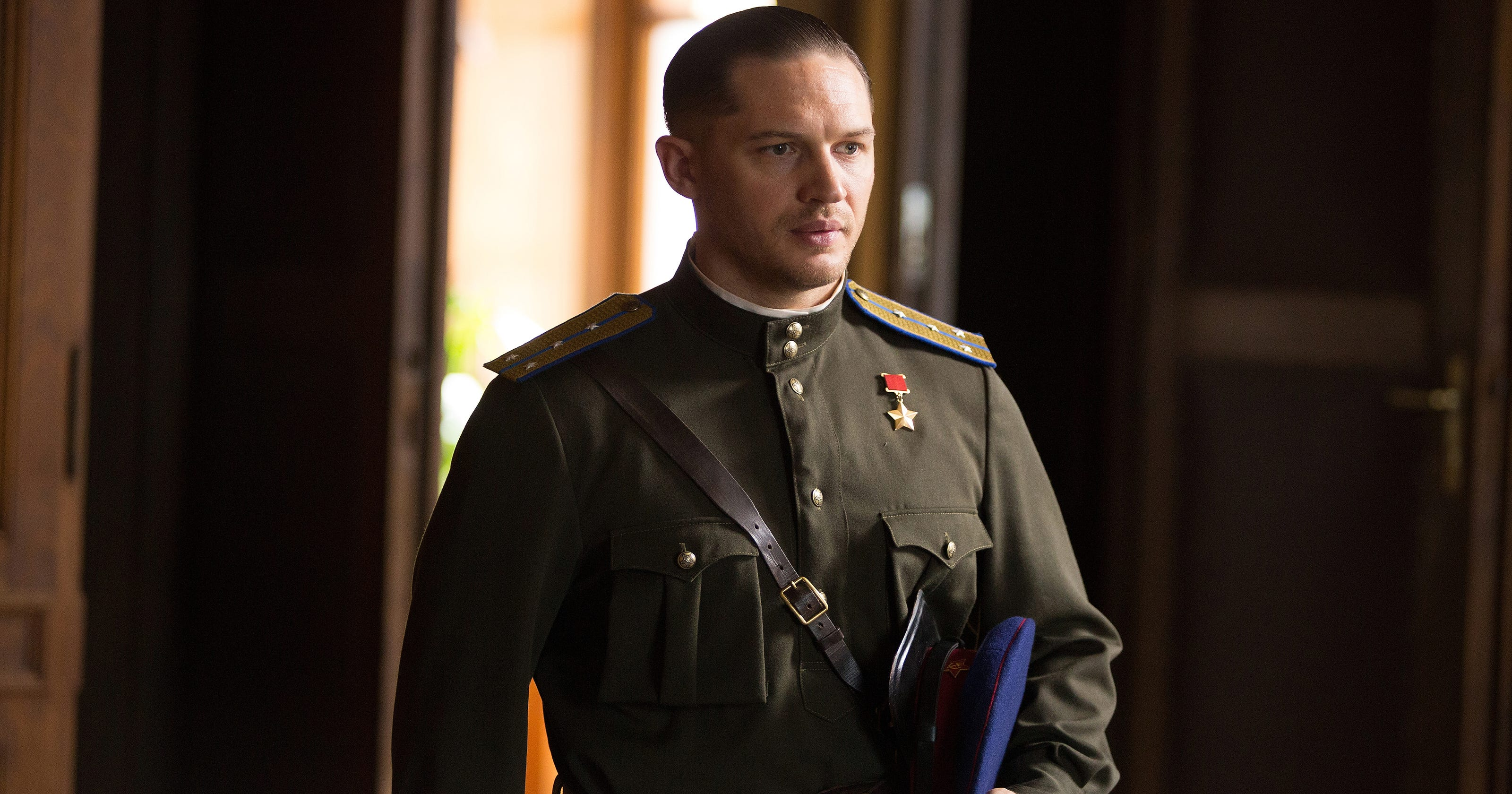 Soviet paranoia colors search for killer in 'Child 44'