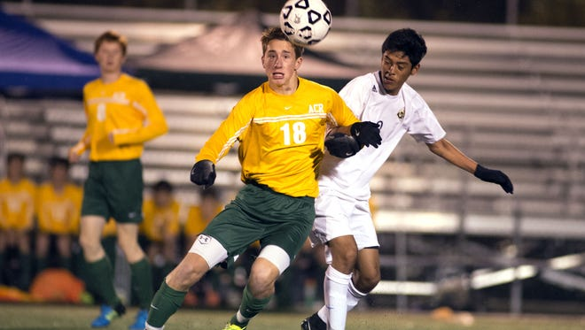 Reynolds senior River Naisang (18) has committed to play college soccer for Mars Hill.