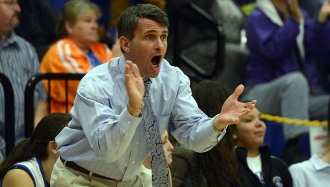 Eric Toedtman has resigned after three years as the girls basketball coach at Smoky Mountain.