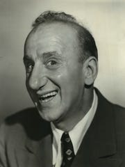 Jimmy Durante, one of America's most beloved entertainers