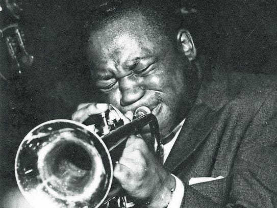 Jazz trumpeter Clifford Brown