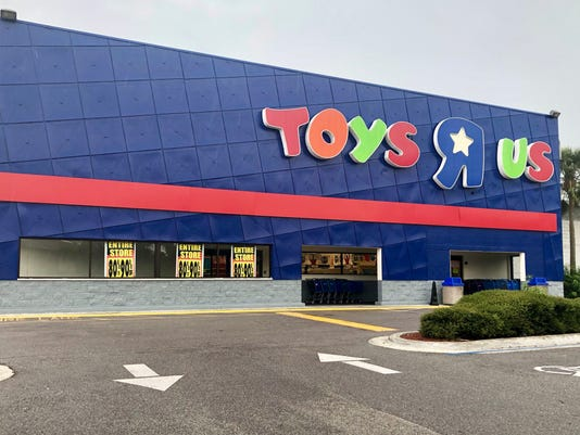 End Of An Era Jensen Beach Toys R Us And Other Locations Now Closed