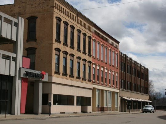 114 Baldwin St., the former home of Shreibman Jewelers, is propsed to be transferred to the Chemung County IDA as part of a mixed-use development proposal.