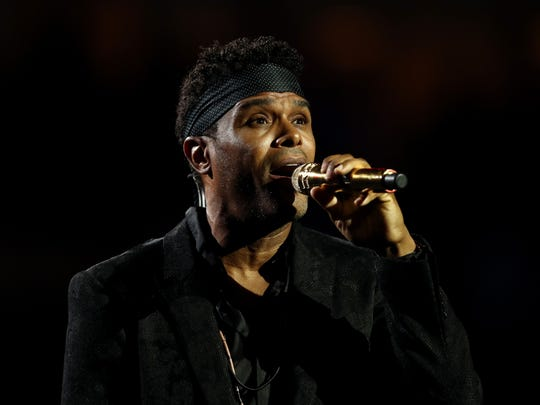 Singer-songwriter Maxwell will perform at the Fox Theatre on Saturday night.