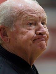 Referee Billy T. Haynes of Henderson, Ky., has been