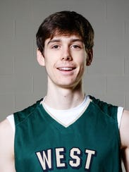 Patrick McCaffery, All-Iowa Elite Team