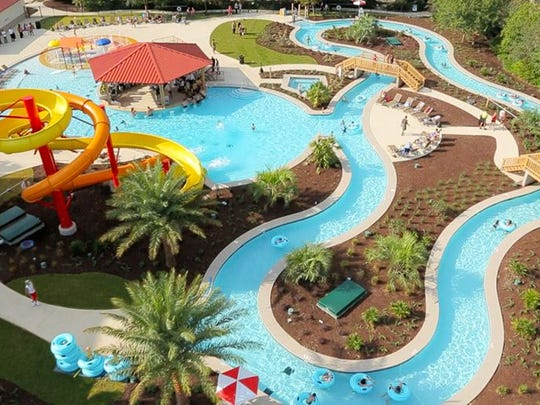 The resort's Dream Pool has recently opened for the