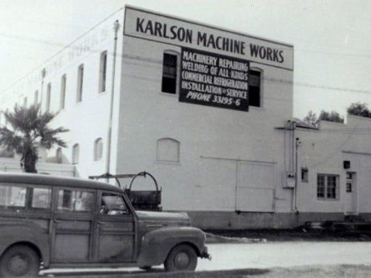 Southwest Cotton Co./Karlson Machine Works (1918)