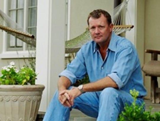 "Eastern Shore writer Tim Junkin's book, ""Bloodsworth:"