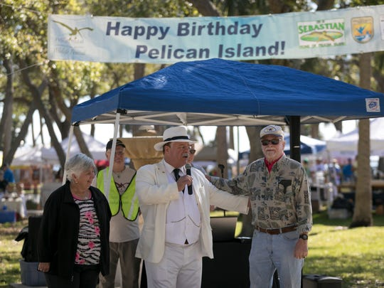 The 25th annual Pelican Island Wildlife Festival was held at Riverview Park in Sebastian on Saturday, March 18, 2017. This year marked the 114th anniversary of the park which was established in 1903.