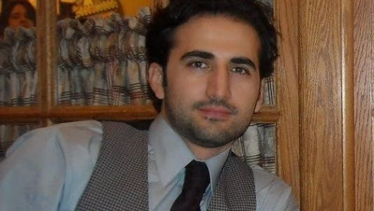 Amir Hekmati has been detained in Iran since 2011.