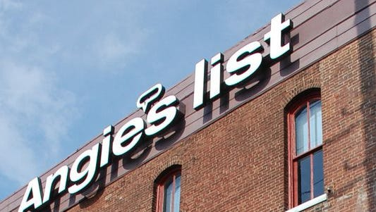 Angie's List has sold its east-side campus to a group led by co-founder Bill Oesterle.