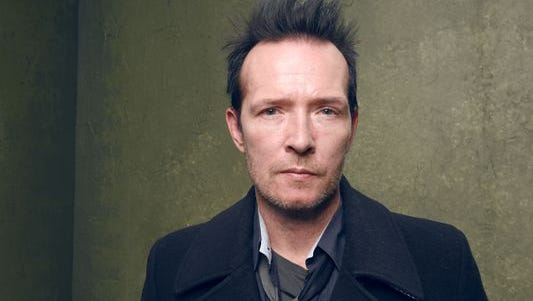 Musician Scott Weiland, formerly of the bands Stone Temple Pilots and Velvet Revolver, has been found dead on his tour bus. He was 48.