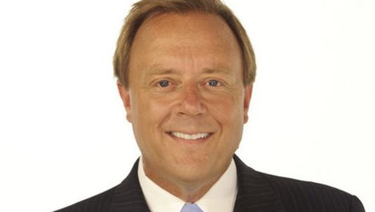 Ron Savage, Fox 2 News anchor and a Milford firefighter
