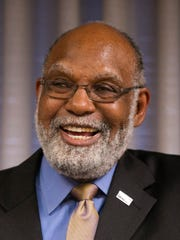 Maricopa Community College Chancellor Rufus Glasper