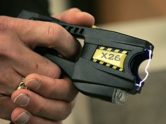 Tasers are used by police to subdue criminal suspects or subjects suffering from mental illnesses or emotional disturbance.