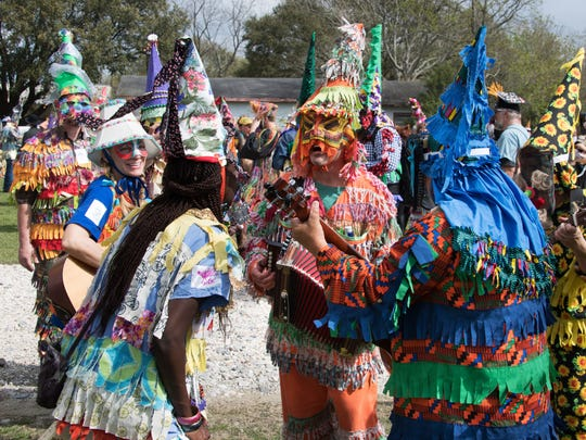 "A local courir de Mardi Gras is part of ""Cajun Mardi Gras,"" an episode in the upcoming season of ""Anthony Bourdain Parts Unknown"" on CNN."