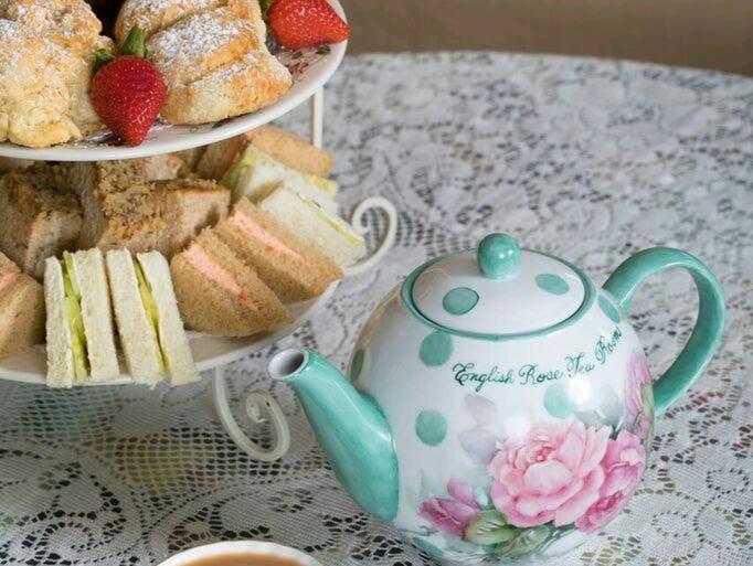 English Rose Tea Room Gluten Free