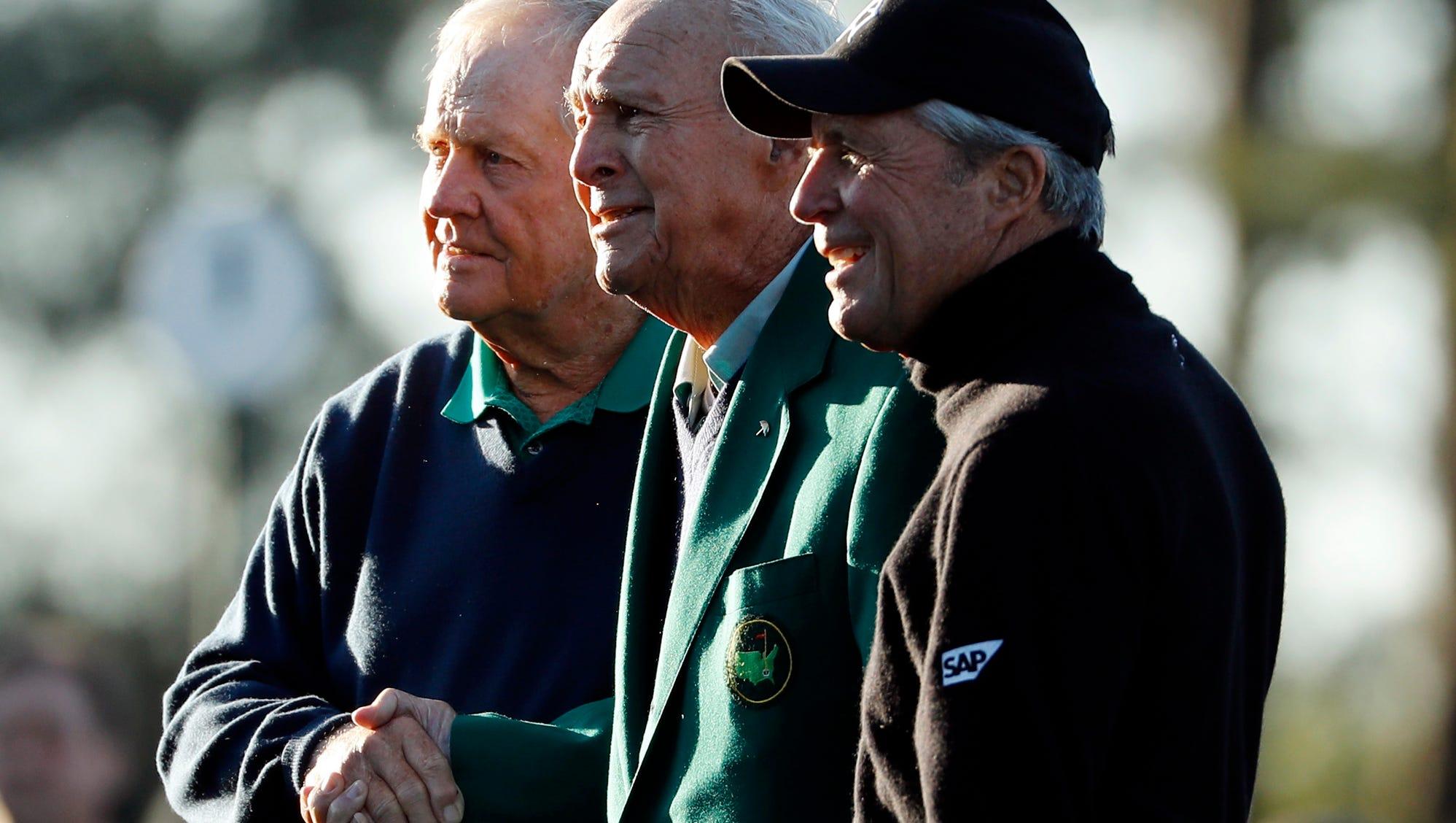 Pete Dye On Arnold Palmer He Was A Great Man