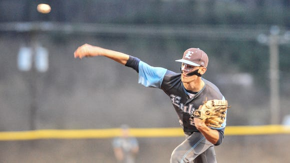 Enka's Jack Ponder has committed to play college baseball for UNC Greensboro.