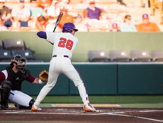 Clemson Winthrop baseball