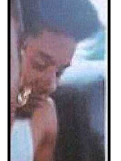 The Tallahassee Police Department is trying to identify and interview the man pictured here about a fatal July shooting at a Tallahassee apartment complex.