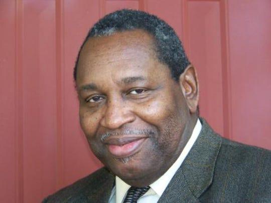 Allen Stucks, Sr., chairman of Blueprint's Citizens