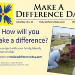 Make A Difference Day is Oct. 24 in Great Falls and around the nation