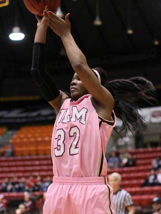 UTA vs. ULM women's basketball