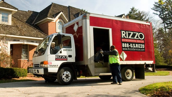Starting April 1, 2015, Rizzo Services will be the single waste hauler for the city of Bloomfield Hills.