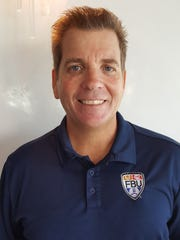 Steve Quinn, vice president of player development at