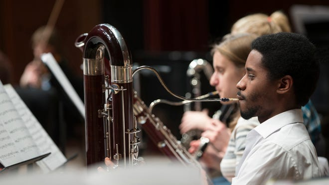 A new scholarship is being launched between the University of Cincinnati's College-Conservatory of Music and the School for Creative and Performing Arts, a public K-12 arts school.