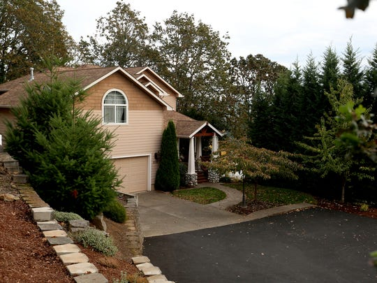 A home at 2100 Marvin Ct. NW in west Salem photographed on Tuesday, Oct. 27, 2015.