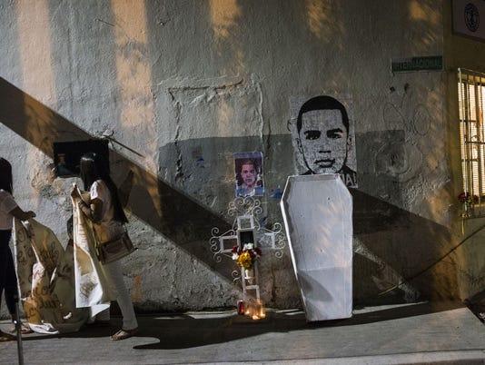 Vigil for Jose Antonio Elena-Rodriguez