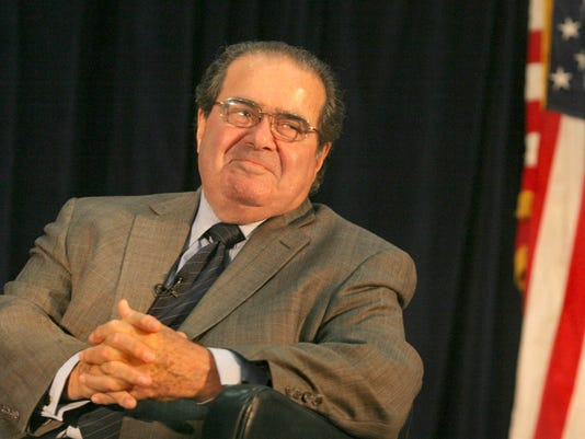 Antonin Scalia, Supreme Court justice, dies at 79