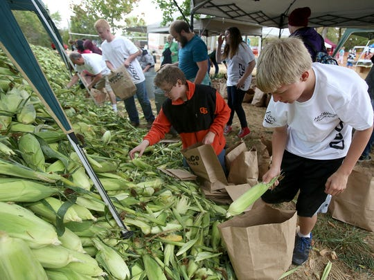 The 48th annual  Aumsville Corn Festival will take place Saturday, Aug. 27, at Porter-Boone Park.