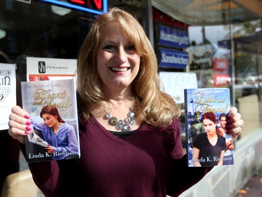 Linda K. Richison hopes readers will pick up her two new novels, available at local bookstores, online and on Kindle.