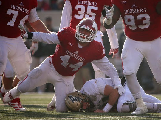 Marcus Oliver has been one of IU's top defensive playmakers