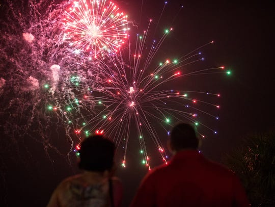 The Coastal Bend will ring in the new year with sparkling