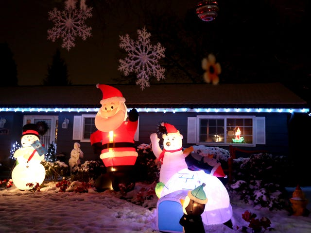 Keizer Christmas Lights 2019 Holiday light events in Salem, Oregon throughout December 2019