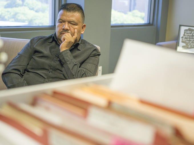 Antonio Velasquez is a well-known leader in the Phoenix