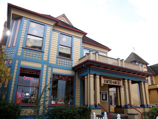 The Gilbert House Children's Museum in Salem on Thursday,