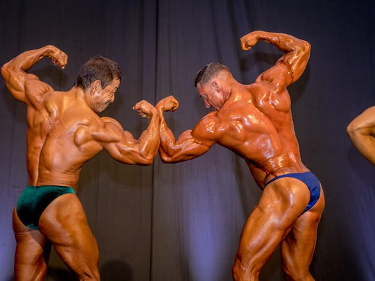 Michelob Ultra Bodybuilding and Fitness Championships, hosted by the Guam National Physique Federation was held at the Sheraton Laguna Guam Resort on Nov. 17.