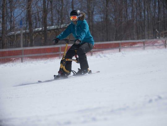 Killington Resort offers ski bike rentals and lessons,