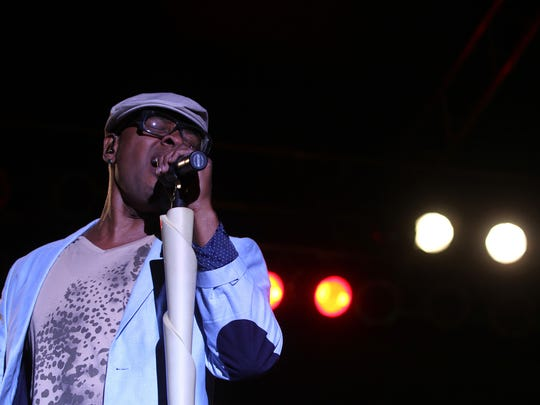 Stokley Williams will perform Feb. 14 at Old National Centre.
