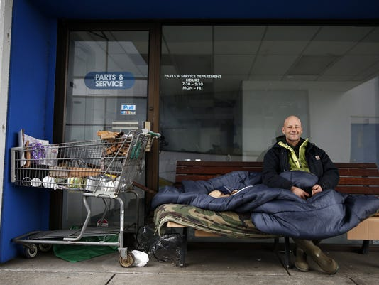 homeless count