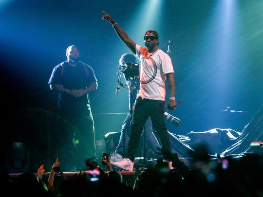 Rapper Gucci Mane is a headliner at the 19th annual