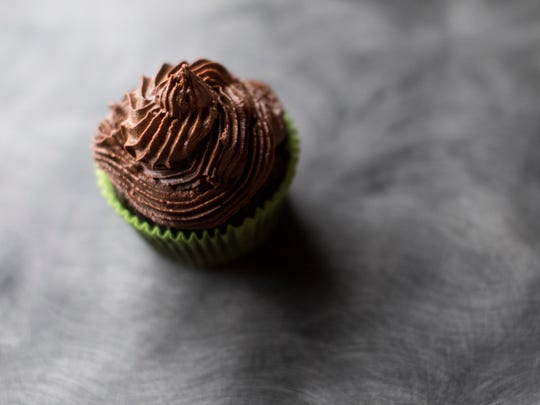 Love Cupcakes are gluten-free and vegan at Great Lakes