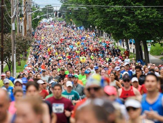 Vermotn City Marathon 05/27/18