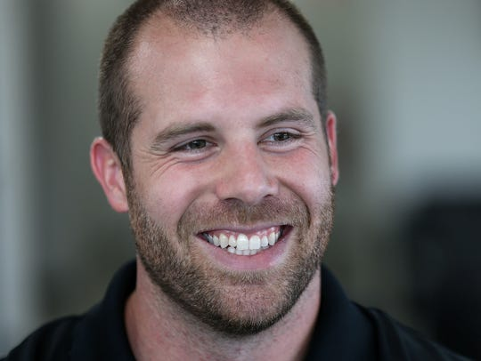 Jason Seaman, the teacher who was shot three times